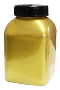 Zlatý prach - práškové farby na zlátenie