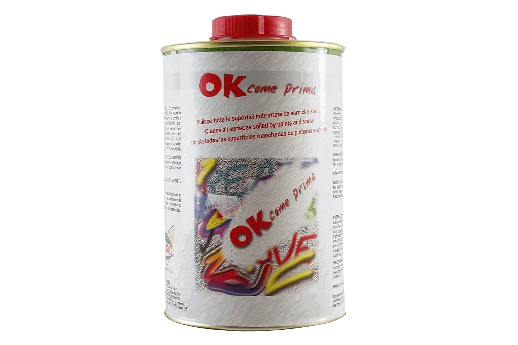 General Ostranovač grafitov OK Prima