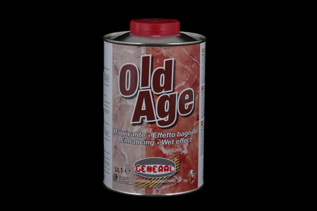 Chemický prostriedok General Mokrý efekt Old Age